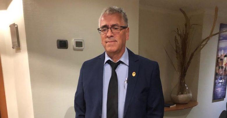 Luis Vargas, agente de aduana: Un camino recorrido peldaño a peldaño